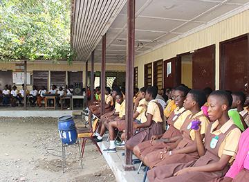 Dzorwulu A & B Primary School