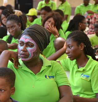 End of year party STL Amandi Foundation (SAF)