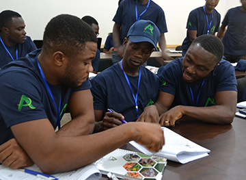 Practical Agricultural Course (PAC) and commercial farm-Classroom